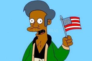 """El personaje de Apu abandona """"Los Simpson"""""""