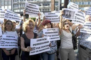 Homenaje al fiscal Nisman a 5 años de su muerte  -  -