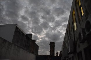 Renovaron este martes el alerta meteorológico por tormentas fuertes para Santa Fe