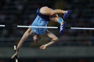 Chiaraviglio ganó la medalla de oro en Bolivia