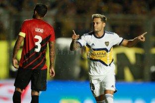 Amistoso: Boca sumó un nuevo triunfo