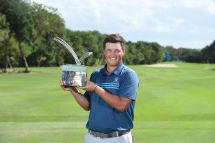 Sorpresa en el golf argentino: Con 17 años irá al Master de Augusta