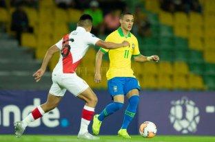 Brasil y Uruguay comenzaron con el pie derecho en el Preolímpico