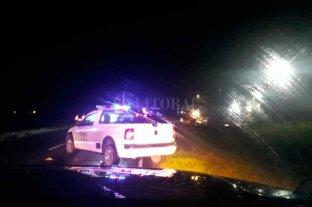 Tres fallecidos tras fuerte choque en la Ruta 6 -  -