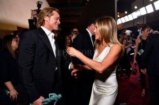 El encuentro más esperado entre Brad Pitt y Jennifer Aniston