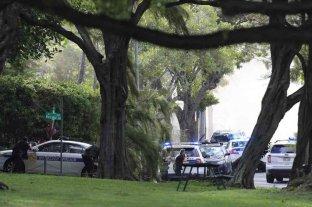 Un tiroteo en Hawaii dejó dos policías muertos
