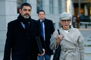 Comenzó el juicio a la ex cúpula policial catalana por colaborar con el proceso de secesión de 2017