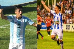 Unión confirmó la contratación de Ezequiel Cañete y Mauro Luna Diale -  -