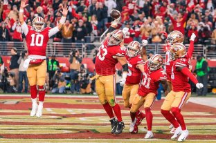 San Francisco 49ers y Kansas City se enfrentarán en el Super Bowl