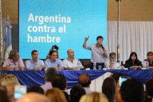 """Comienza el reparto de tarjetas del plan """"Argentina contra el Hambre"""""""
