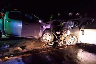 Tres muertos tras un choque frontal en Pinamar