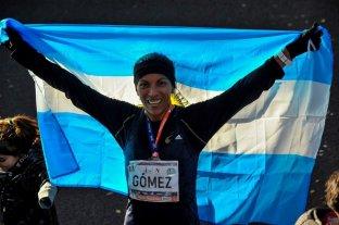 Marcela Gómez, valor atlético Argentino de proyección internacional