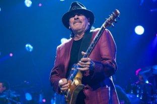 A sus 72 años, Carlos Santana lanza su propia cepa de marihuana
