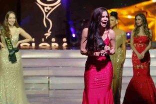 Miss Global 2020: Miss Colombia denunció en pleno escenario que el certamen estaba arreglado