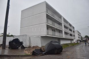 Las viviendas adjudicadas de B° Barranquitas no pueden ser habitadas al no tener servicios básicos