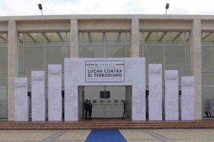 Comenzó la Cumbre Hemisférica contra el Terrorismo en Bogotá