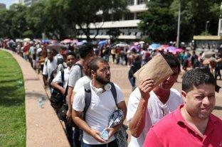 La OIT pronostica el fin de la caída de la tasa de desempleo mundial