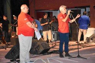 Baucero participó de la Fiesta Provincial del Sol