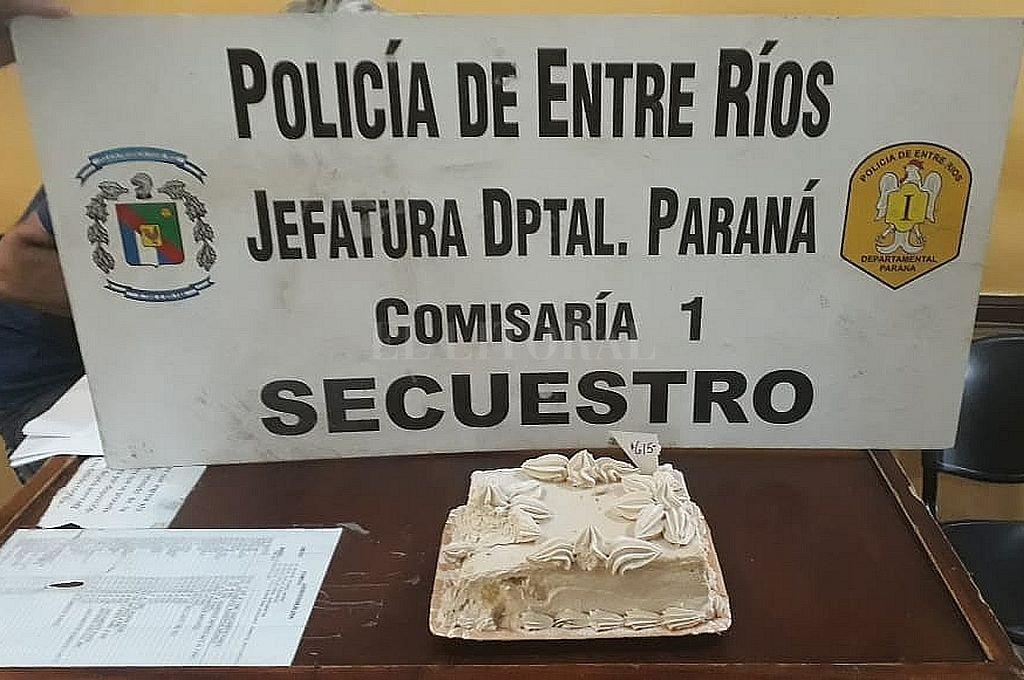 Crédito: Policía de Entre Ríos