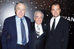 DiCaprio confirmó que volverá a rodar con Scorsese y De Niro