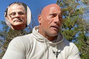 "Dwayne ""La Roca"" Johnson habló sobre la repentina muerte de su papá"