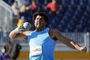 Se retiró Germán Lauro, uno de los atletas contemporáneos más destacados -  -