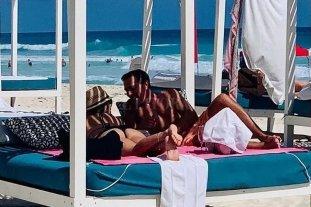 Rodolfo Barili, enamorado en el Caribe