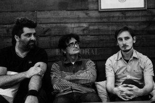 """""""Atardeceres en Casa Tomada"""" presenta a Galíndez - Martín Margüello en batería, Aníbal Chicco en bajo y Esteban Coutaz (el creador de la propuesta) en teclados integran el trío que se presentará en la ocasión. -"""