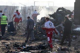 Irán reconoció que dos misiles impactaron con el avión ucraniano