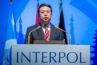 China condena a 13 años de prisión a ex presidente de Interpol por corrupción