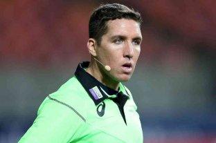 Federico Anselmi fue confimado como árbitro en el Super Rugby 2020
