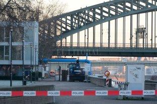 Evacuan centro de Colonia para desactivar una bomba de la Segunda Guerra Mundial
