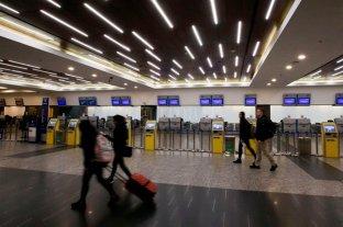 Aeroparque suspendió las actividades por problemas técnicos