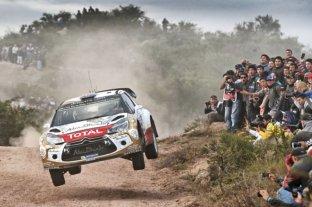 Se confirmó el cronograma del Rally Mundial de Argentina