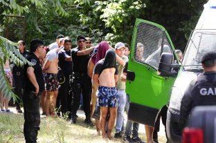 Posponen la rueda de reconocimiento de los detenidos por el crimen de Villa Gesell -  -