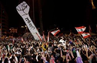 """La ONU critica el uso """"innecesario"""" de la fuerza contra manifestantes en Líbano"""