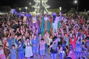 Chovet tuvo su 40º Fiesta del Arbolito