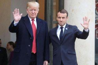 Estados Unidos y Francia pactan una tregua para atenuar la guerra comercial