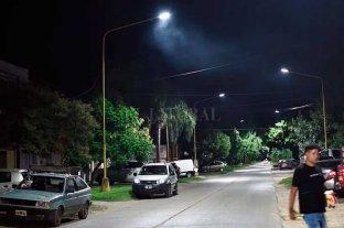 5 avenidas de Santa Fe tendrán nuevas luces LED