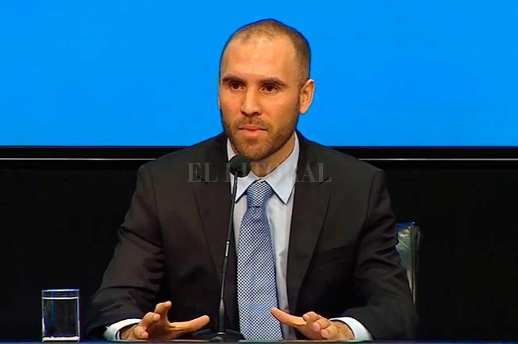 Martín Guzman, Ministro de Economía de la Nación Crédito: El Litoral