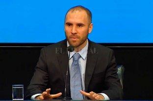 Guzmán mantendrá un encuentro con la directora del FMI en el Vaticano