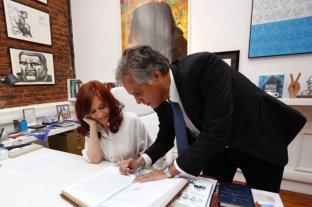 Cristina Fernández está a cargo interinamente de la Presidencia hasta el sábado