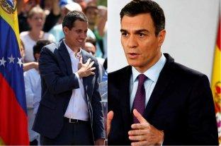 Sánchez evita recibir personalmente a Guaidó en Madrid