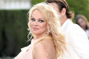 Pamela Anderson se casó en secreto