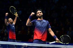 Tenis: la ITF suspende provisionalmente a Robert Farah