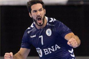 Handball: Argentina goleó sin piedad a Bolivia