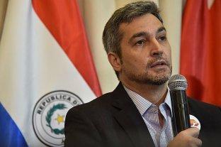 Confirmaron que el presidente de Paraguay tiene dengue