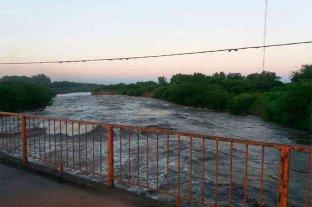 Fue hallado sin vida un hombre que había desaparecido en el arroyo Saladillo