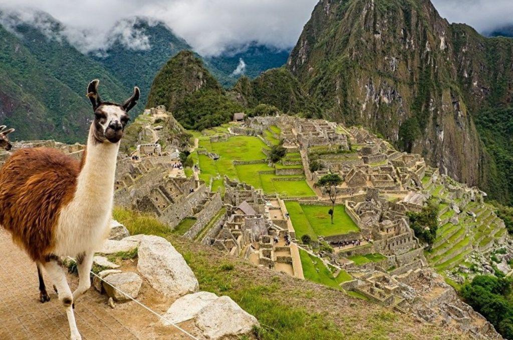 Instalarán cámaras en Machu Picchu para protegerlo de turistas irrespetuosos -  -