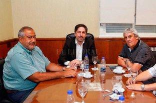 Sindicatos docentes de CGTRA se reunieron con el Ministro de Educación